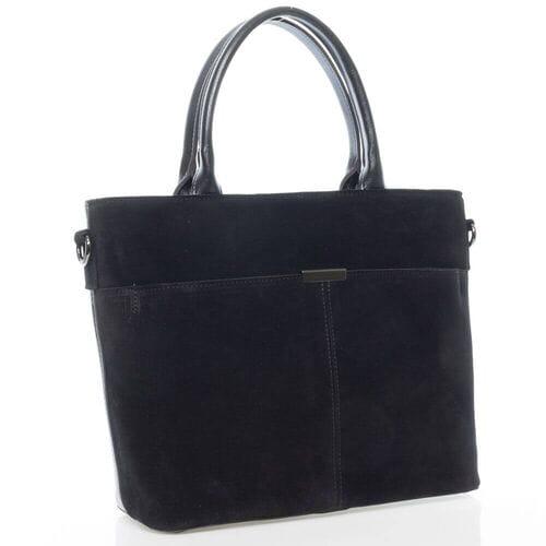 Замшевая сумка Анитта