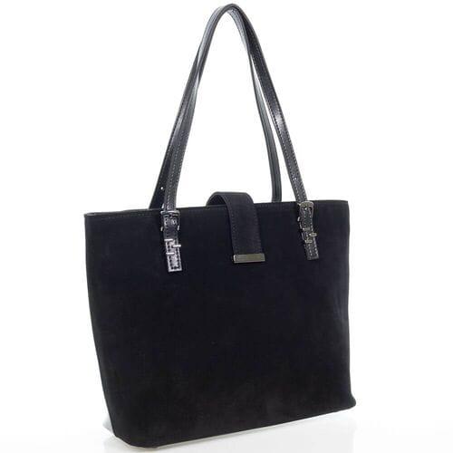 Замшевая сумка Еленка
