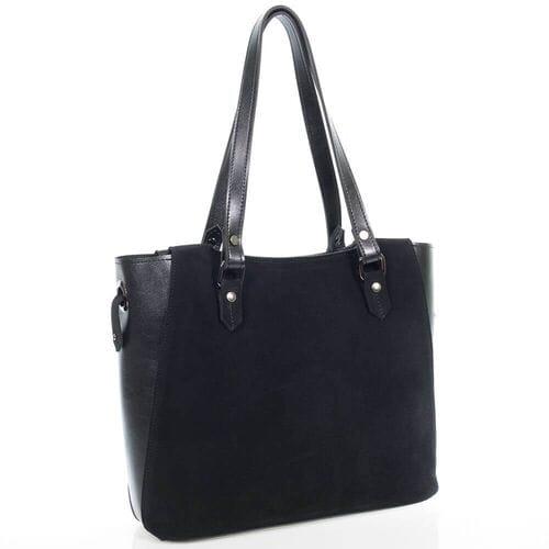 Замшевая сумка Арияна
