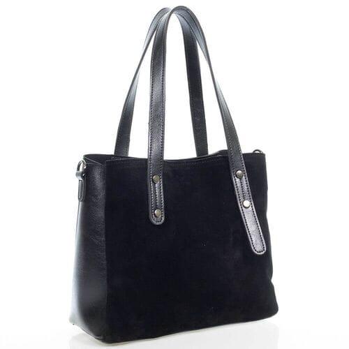 Замшевая сумка Мирка