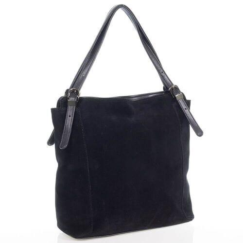 Замшевая сумка Анжель