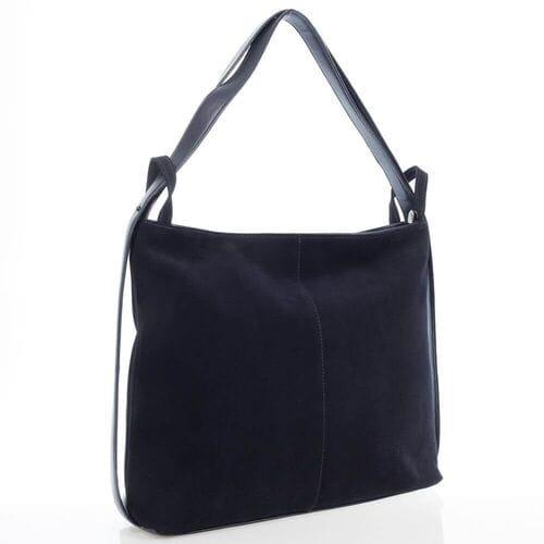 Замшевая сумка Ариани