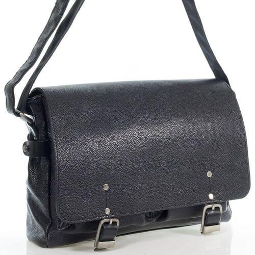 Кожаная сумка Дзено
