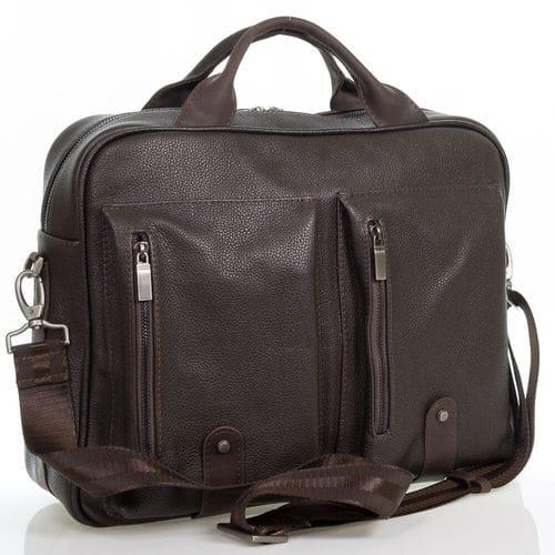 Кожаная сумка Говард