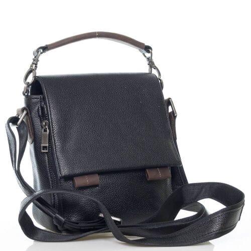 Мужская кожаная сумка Райнер