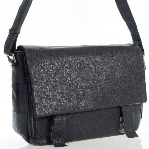 Сумка-портфель кожаный Флечер