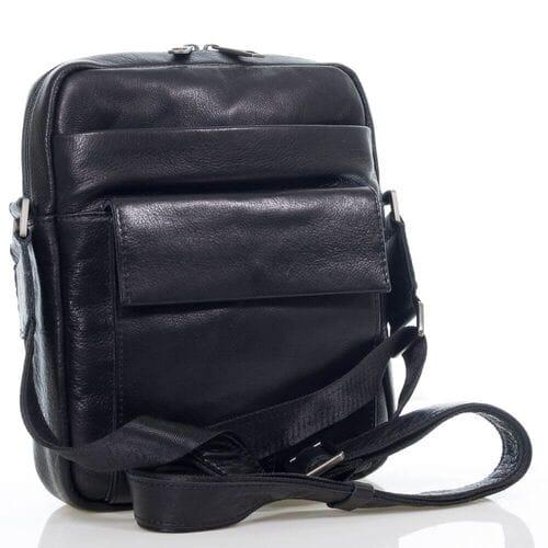 Мужская кожаная сумка Юнус