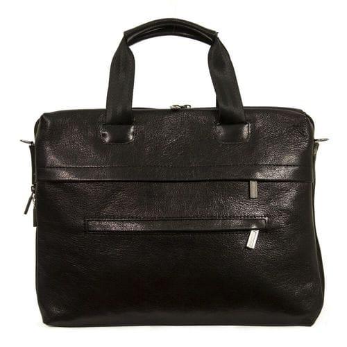 Портфель-сумка кожаный Гавриил