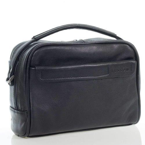 Мужская кожаная сумка Парис