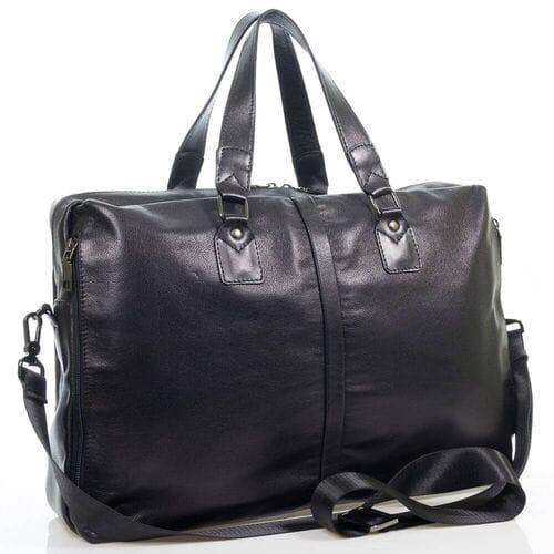 Кожаная сумка Макариос
