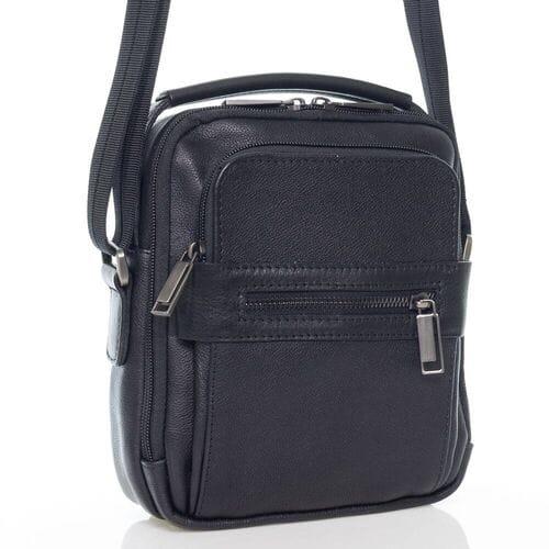 Мужская кожаная сумка Хектор