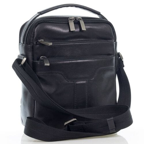 Мужская кожаная сумка Чеслав