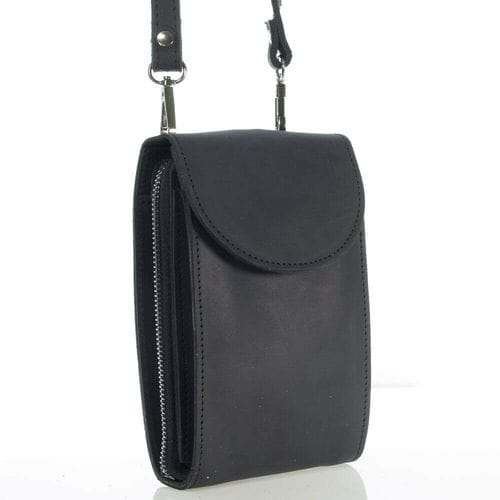 Мужская кожаная сумка Линдон