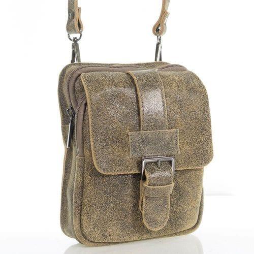 Мужская кожаная сумка Бэйли