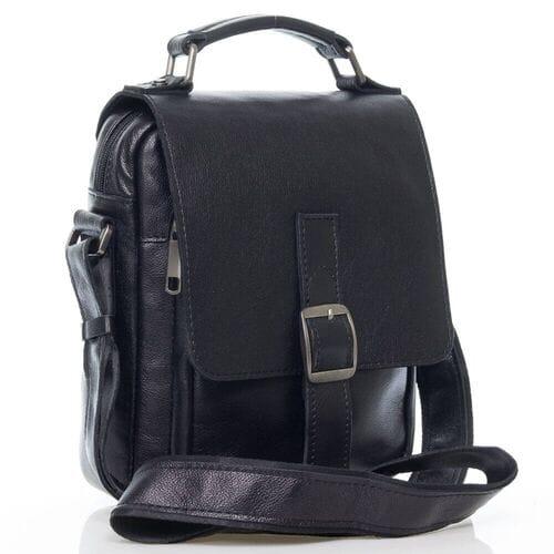 Мужская кожаная сумка Харитон
