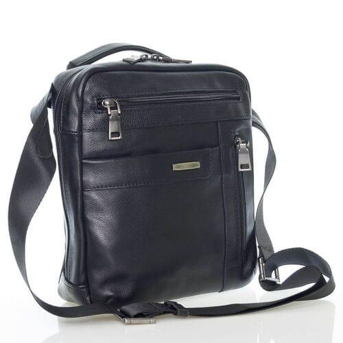 Мужская кожаная сумка Нильс