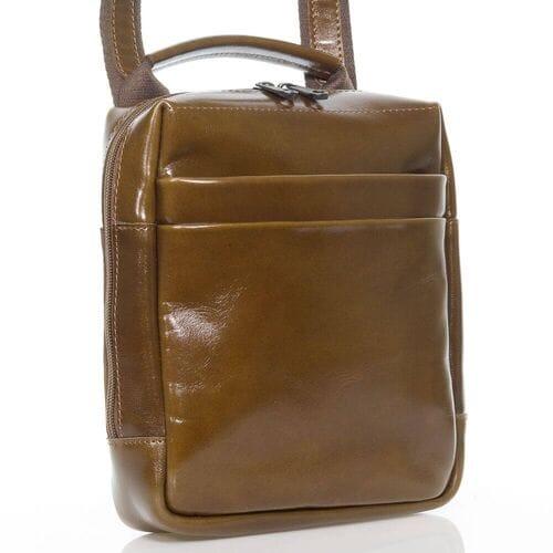 Мужская кожаная сумка Хэмлет
