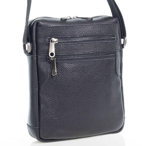 Мужская кожаная сумка Беньямин