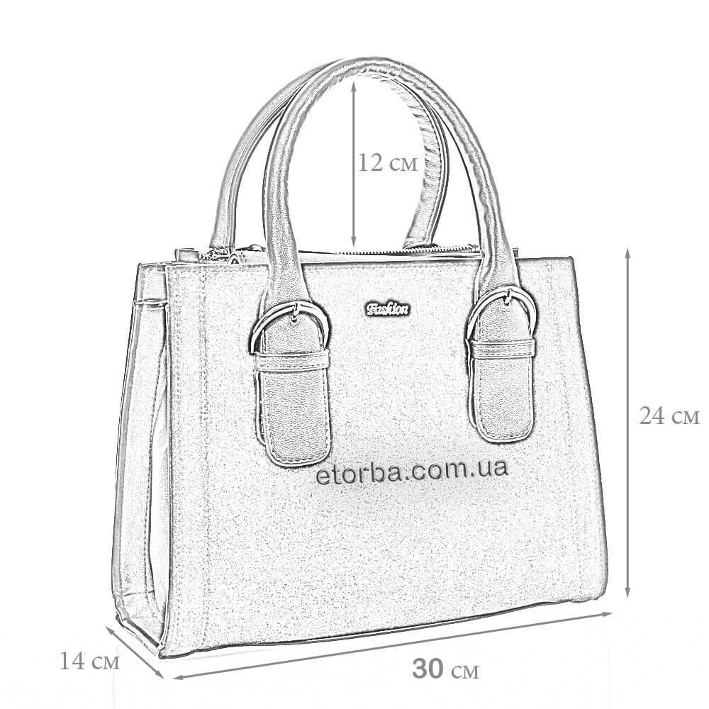 Замшевая женская сумка Юния черного цвета