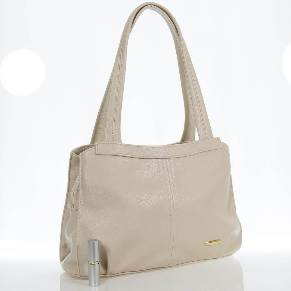 Женская сумка Лило из искусственной кожи на три отделения