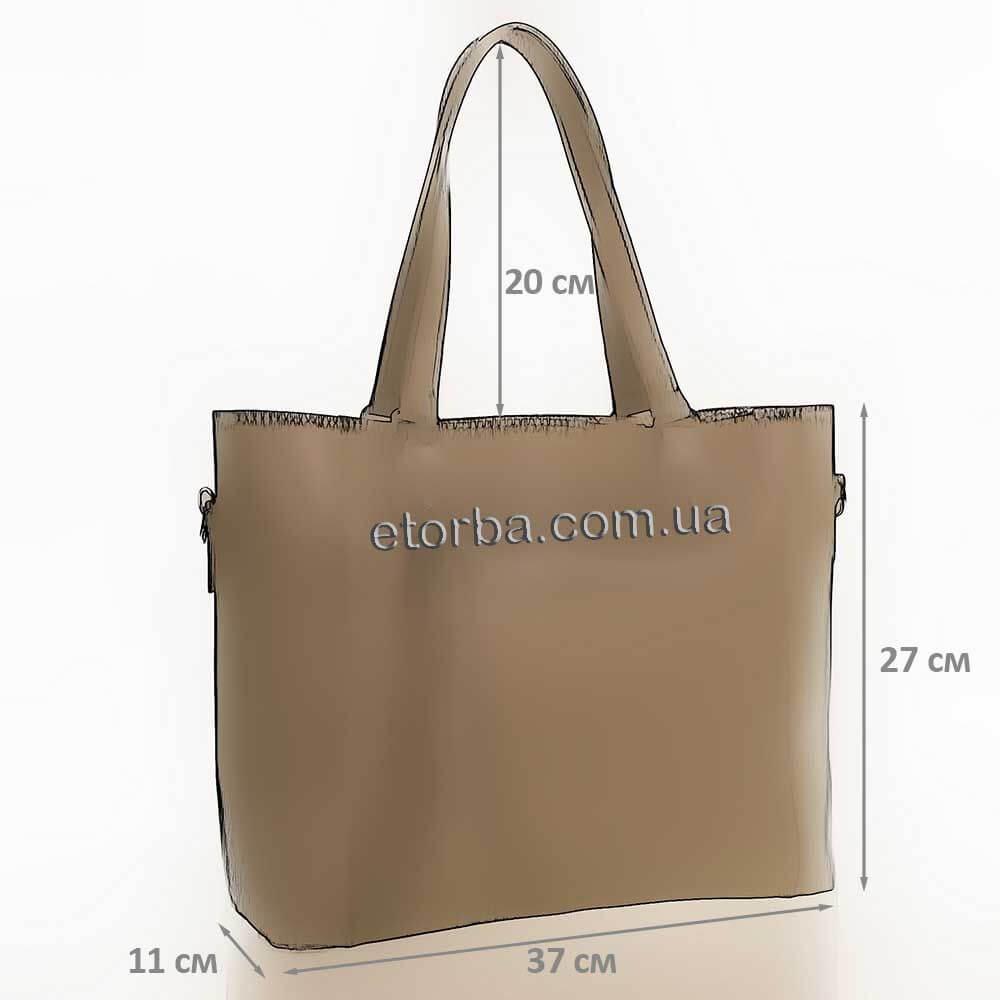 Женская сумка из эко кожи Ирина