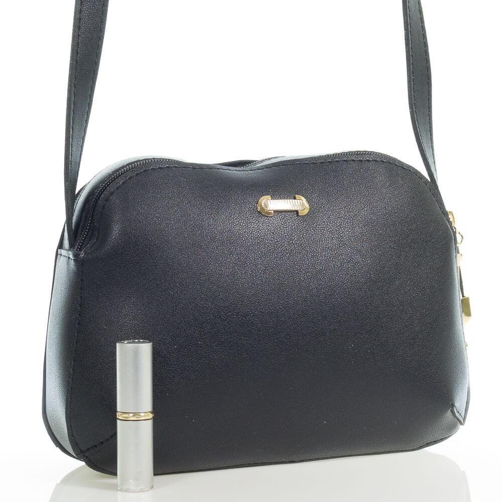 Женская сумка на плечо из экокожи Амалия
