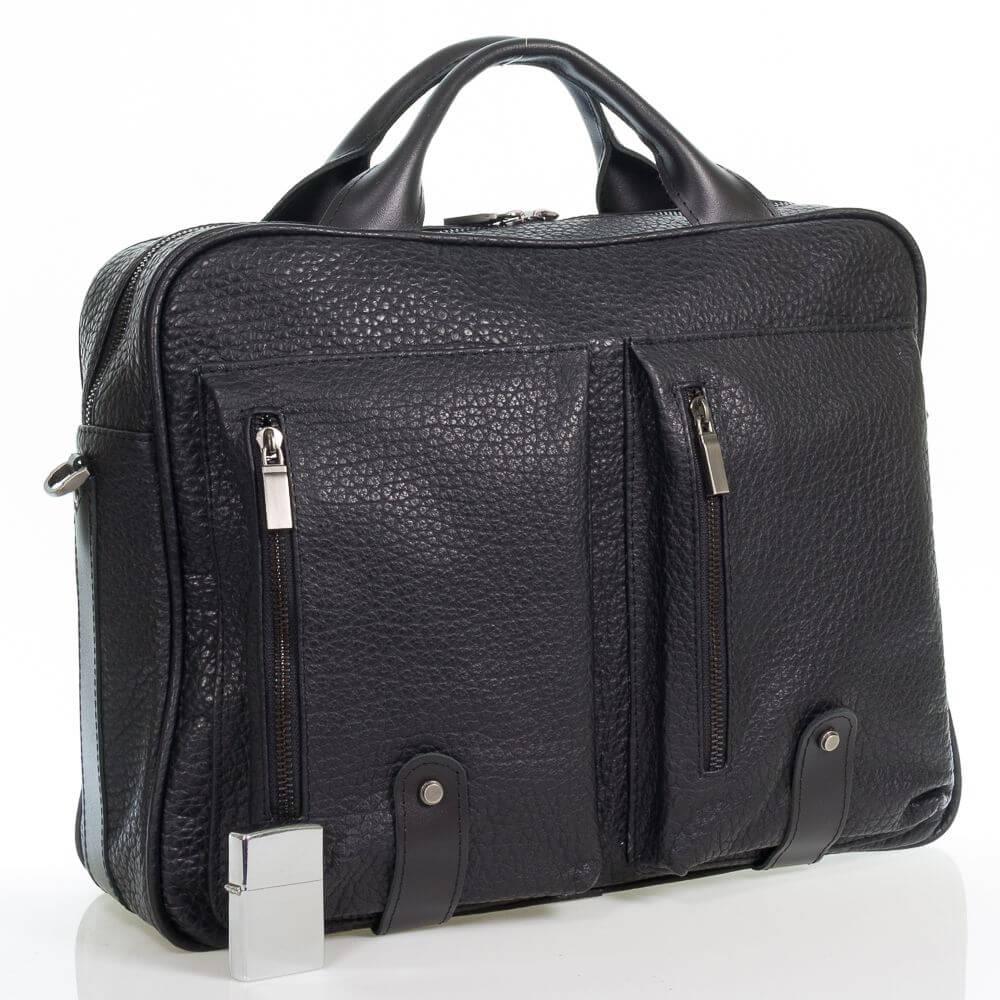 Мужская кожаная сумка Григорий