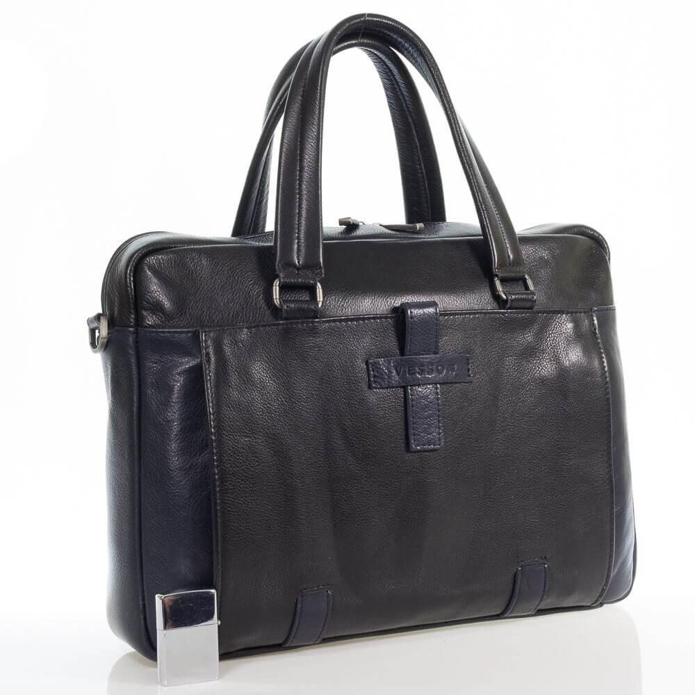 Мужская кожаная сумка Торстен