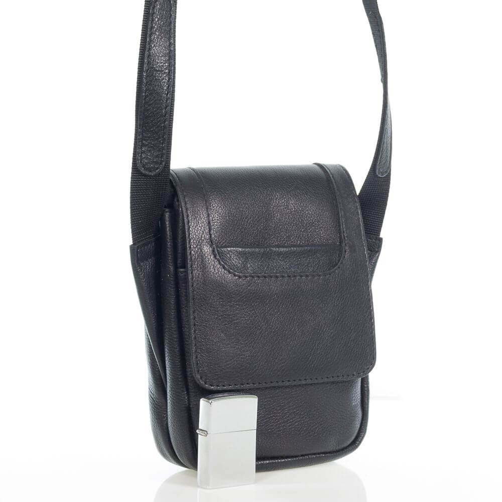 Мужская кожаная сумка Оуэн